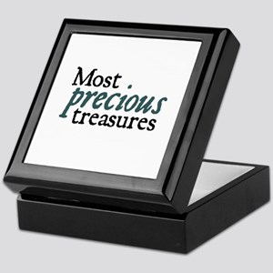 """Most Precious Treasures"" Keepsake Box"