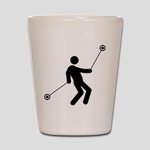 Yo-yo Shot Glass