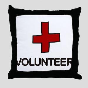 Volunteer Throw Pillow