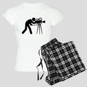 Cameraman Women's Light Pajamas