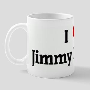 I Love Jimmy Reebel Mug