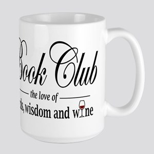 Book Club Large Mug