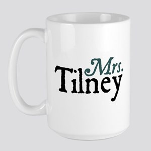 Mrs. Tilney Large Mug