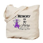 In Memory Pancreatic Cancer Tote Bag