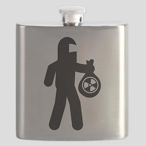 Hazmat Flask