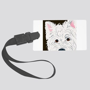 WESTIE3 Large Luggage Tag