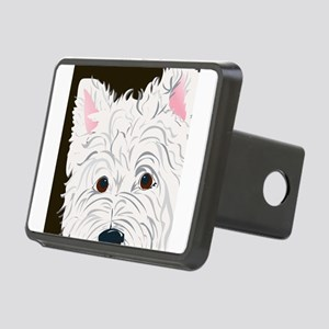WESTIE3 Rectangular Hitch Cover
