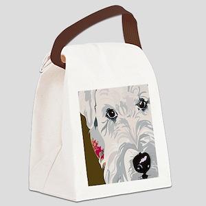 WHEATON1 Canvas Lunch Bag