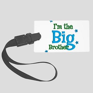 BIGBrother Large Luggage Tag