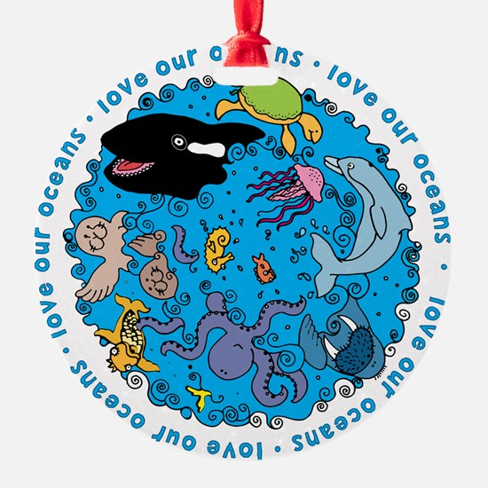 LUVROCEANS.png Ornament