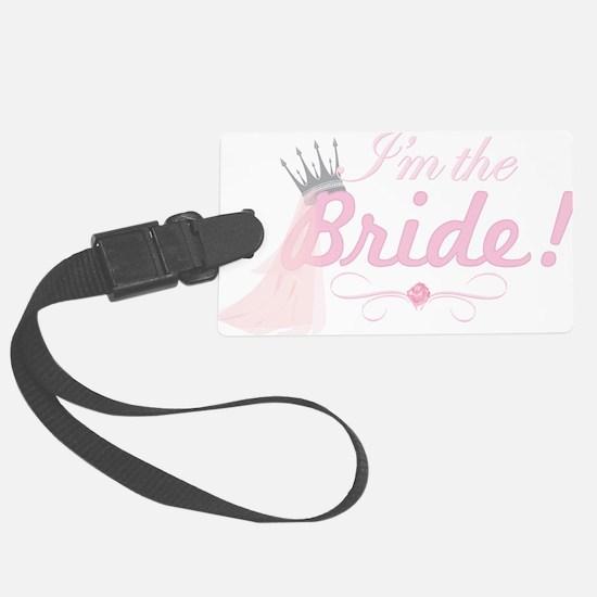BRIDE1.png Luggage Tag