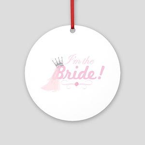 BRIDE1 Ornament (Round)