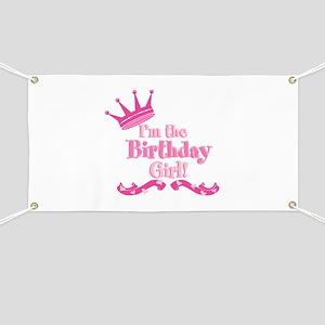Birthday Girl 2 Banner