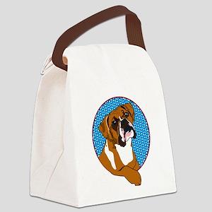 BOXERTAN Canvas Lunch Bag