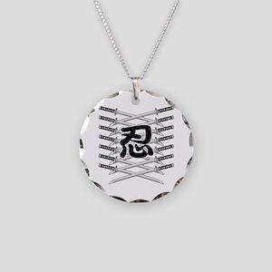 Shinobi2 Necklace Circle Charm