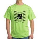 Shinobi2 Green T-Shirt