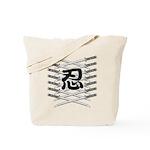 Shinobi2 Tote Bag