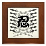 Shinobi2 Framed Tile