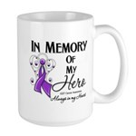 In Memory GIST Cancer Large Mug