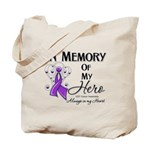 In Memory GIST Cancer Tote Bag