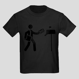 Mailman Kids Dark T-Shirt