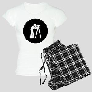 Land Surveyor Women's Light Pajamas