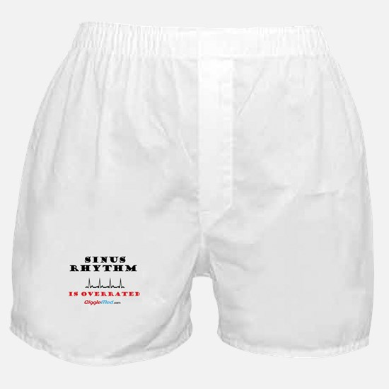 Sinus is Overrated 02 Boxer Shorts