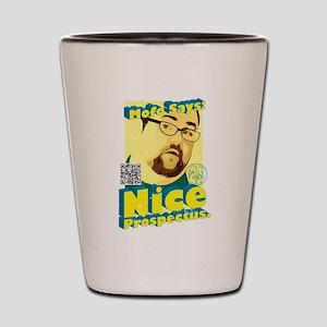 "MoFo ""Nice Prospectus"" Shot Glass"
