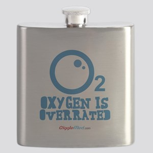 Oxygen is Overrated 02 Flask