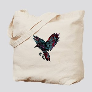 IN ITS CLUTCHES Tote Bag