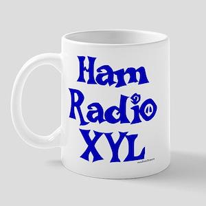 Ham Radio XYL Mug