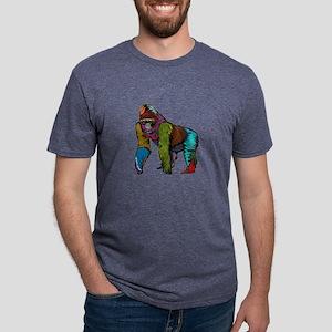 WISE WAYS Mens Tri-blend T-Shirt