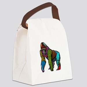 WISE WAYS Canvas Lunch Bag