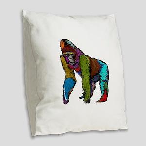 WISE WAYS Burlap Throw Pillow