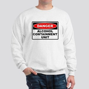 Alcohol Containment Sweatshirt