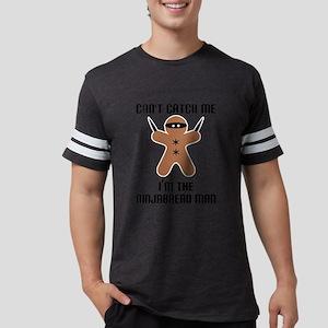Ninjabread Man Mens Football Shirt