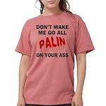 FIN-palin-on-your-ass Womens Comfort Colors Sh