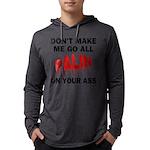 FIN-palin-on-your-ass Mens Hooded Shirt