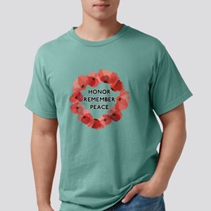 Remembrance Day Mens Comfort Colors Shirt