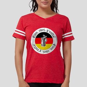 Oktoberfest Toast Womens Football Shirt