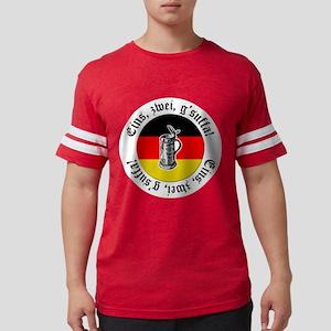 Oktoberfest Toast Mens Football Shirt