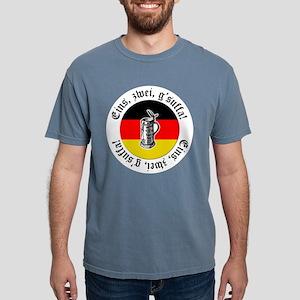 Oktoberfest Toast Mens Comfort Colors Shirt