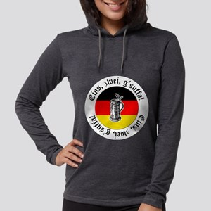 Oktoberfest Toast Womens Hooded Shirt