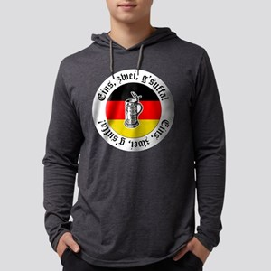 Oktoberfest Toast Mens Hooded Shirt