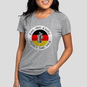 Oktoberfest Toast Womens Tri-blend T-Shirt