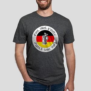 Oktoberfest Toast Mens Tri-blend T-Shirt