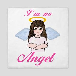 I'm No Angel Queen Duvet