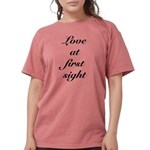 FIN-love at first.png Womens Comfort Colors Shirt