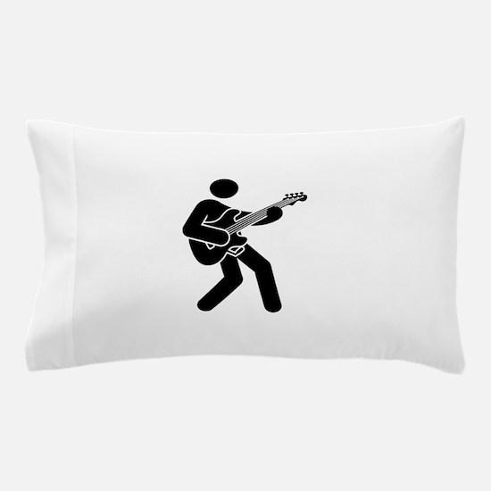 Bassist Pillow Case
