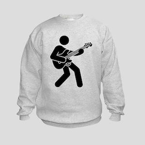 Bassist Kids Sweatshirt